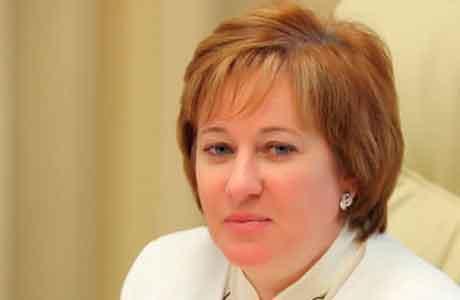Крикунова Татьяна Михайловна - министр финансов московской области