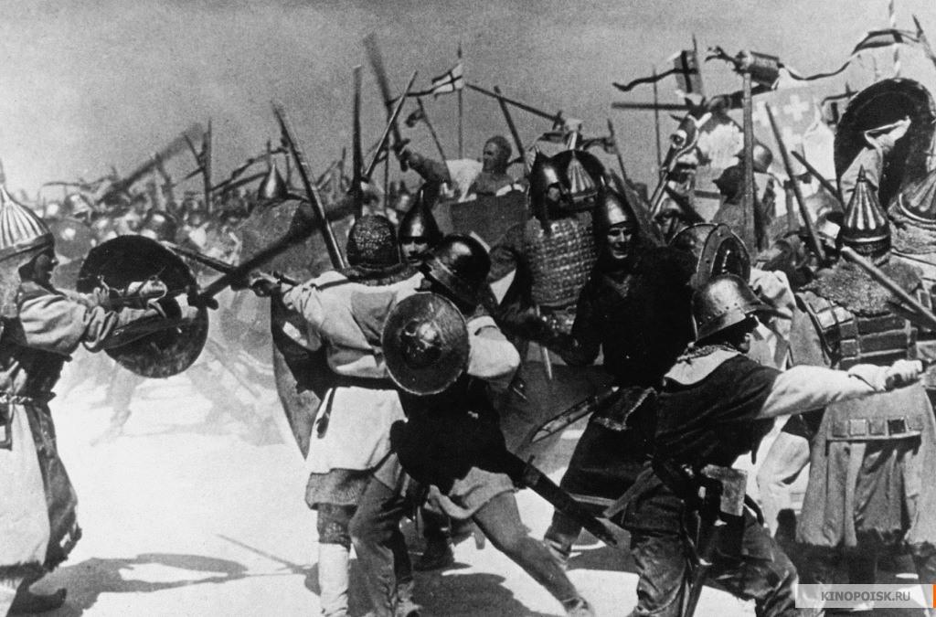 «Александр Невский», военная драма (1938 г., реж. Сергей Эйзенштейн)
