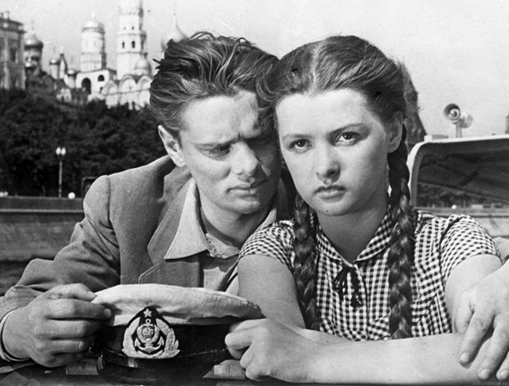 «Человек родился», драма (1956 г., реж. Василий Ордынский)