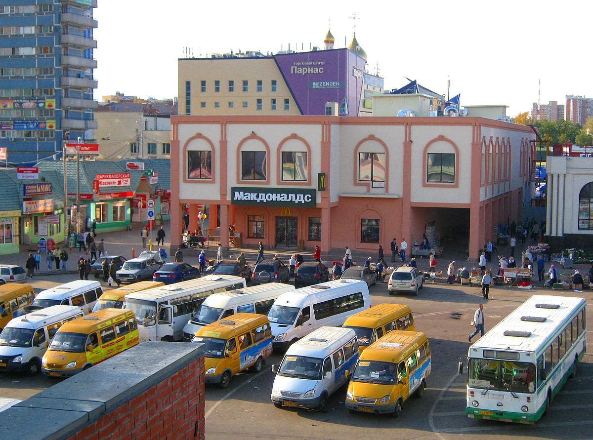1 нелегальный перевозчик пассажиров зафиксирован в Одинцовском районе.
