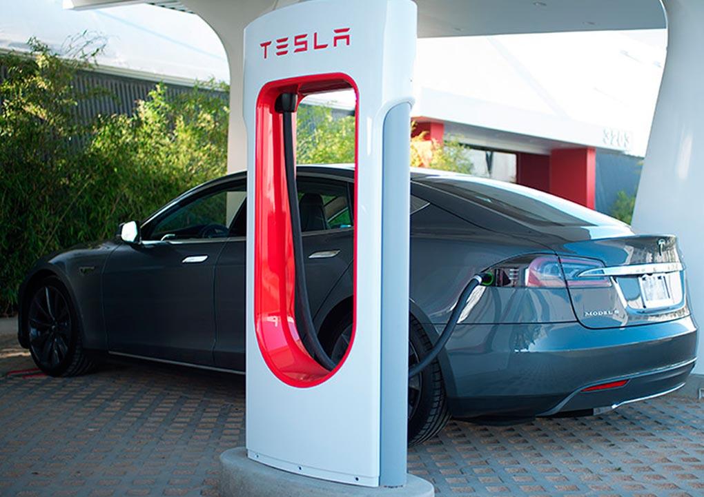 Станция Tesla Supercharger появилась в Одинцовском районе