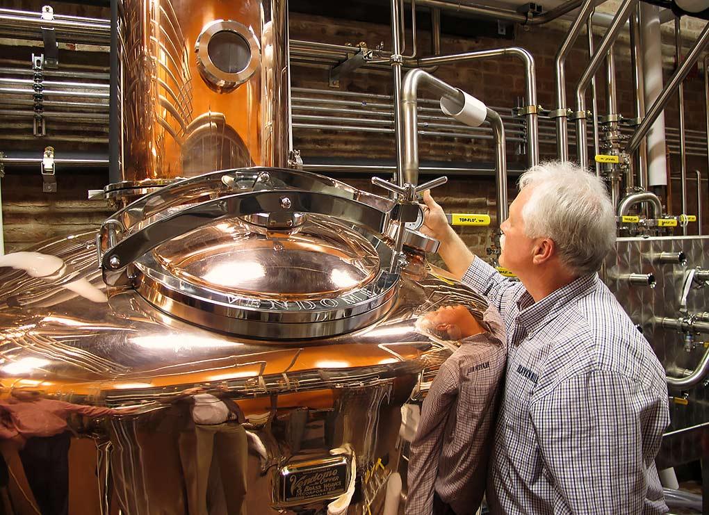 Первое в России производство виски начали в Одинцовском районе