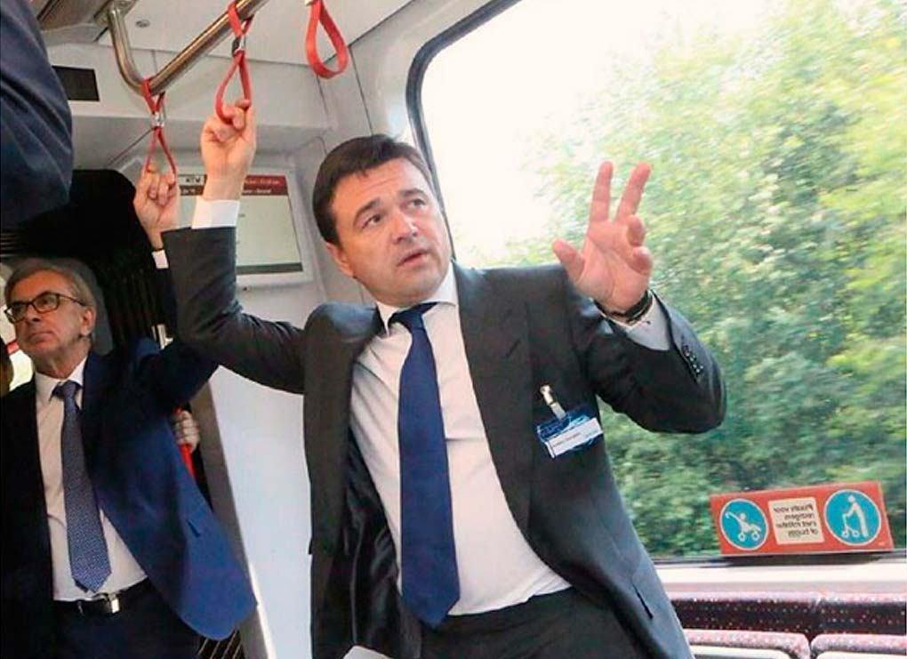Vorobiev rasskazal o stroitelstve legkogo metro