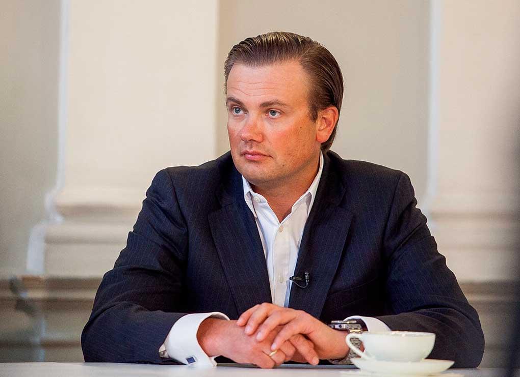 Андрей Якунин - управляющий Партнер и основатель VIYM
