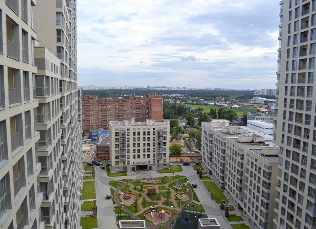 «ЮассСтрой» построит 27-этажный жилой дом на Можайском шоссе в Одинцово