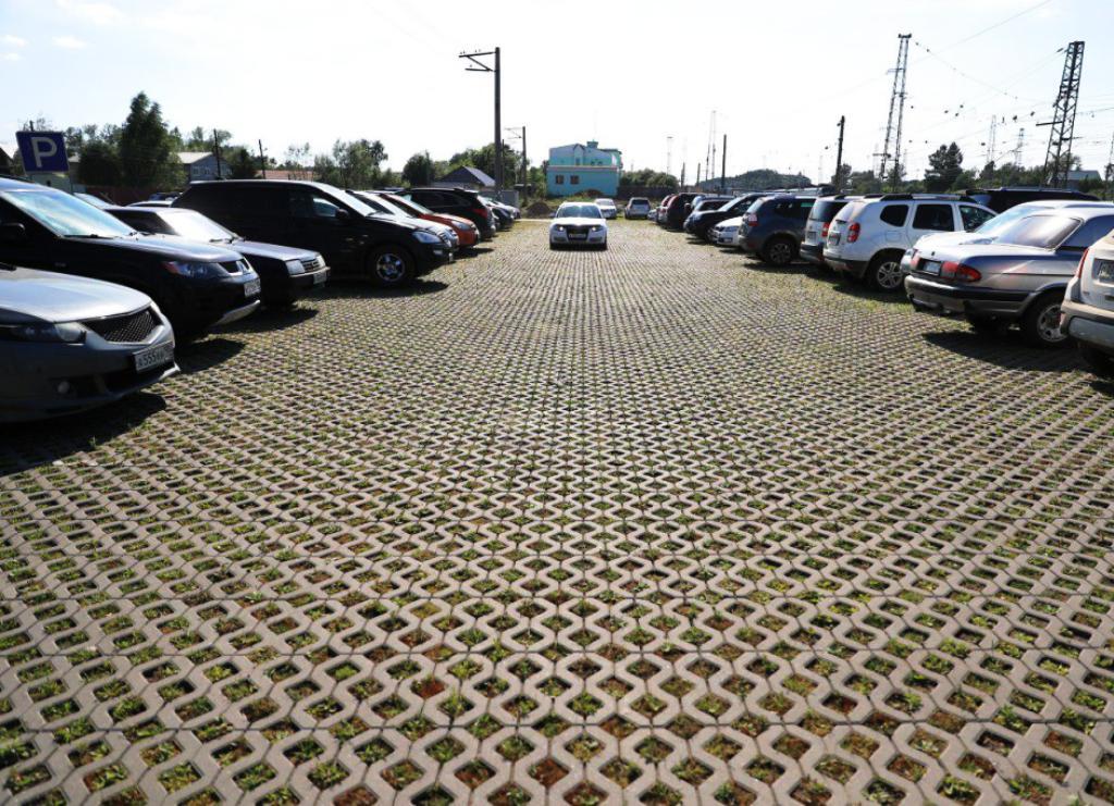 200 новых машиномест появятся до конца года в Одинцово