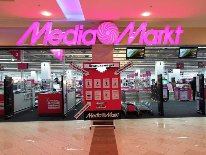 Media Markt заходит в Одинцово