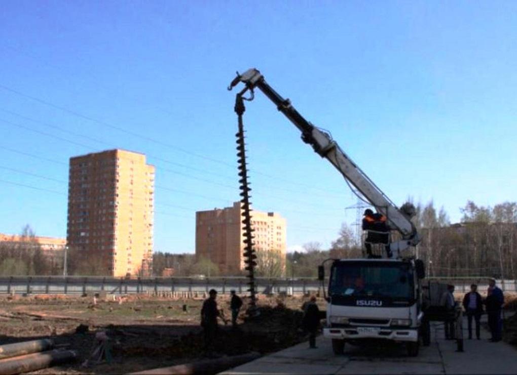 В Одинцово возобновились работы по завершению одного из долгостроев