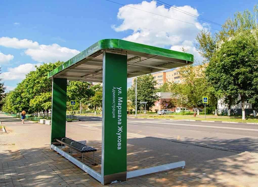 Одинцовские предприниматели оплатят новые остановки городского транспорта