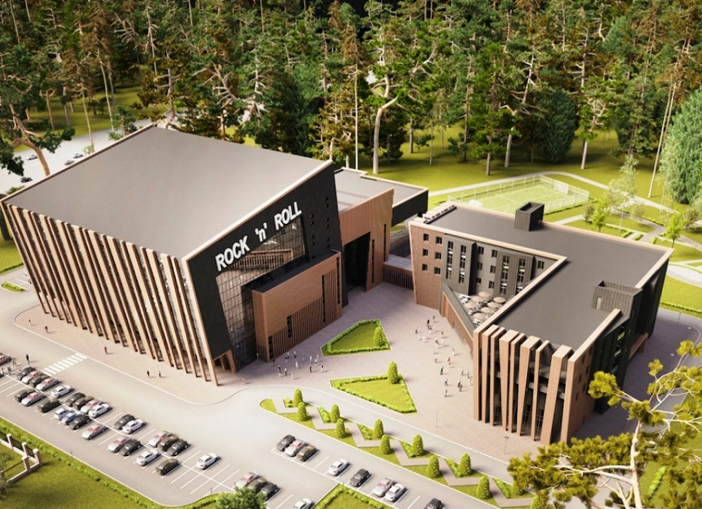 Два крупных спортивных объекта начнут строить в Одинцовском районе в этом году