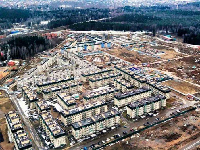 Мособлдума ищет инвестора, готового вложить 1 млрд рублей в Одинцовский долгострой