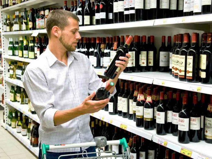 Минпромторг хочет разрешить продажу алкоголя в магазинах маленькой площади