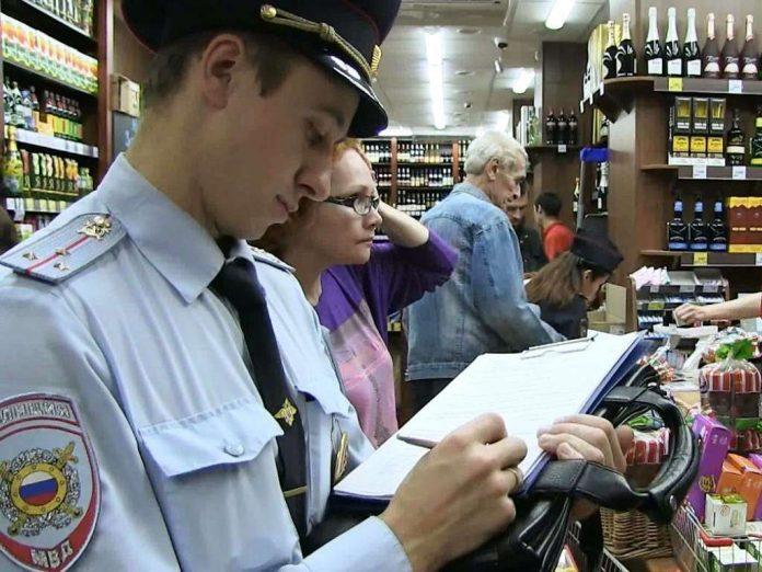 Полиция проверяет застройщиков и ритейлеров Одинцово