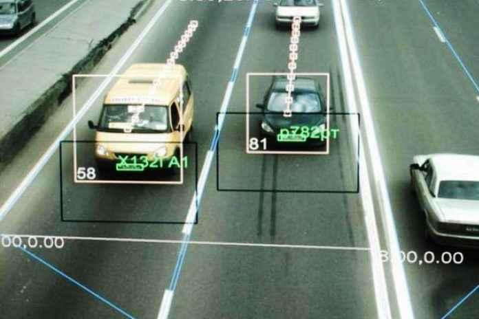 Новая камера между МКАД и Одинцово ловит до 1000 нарушителей в сутки