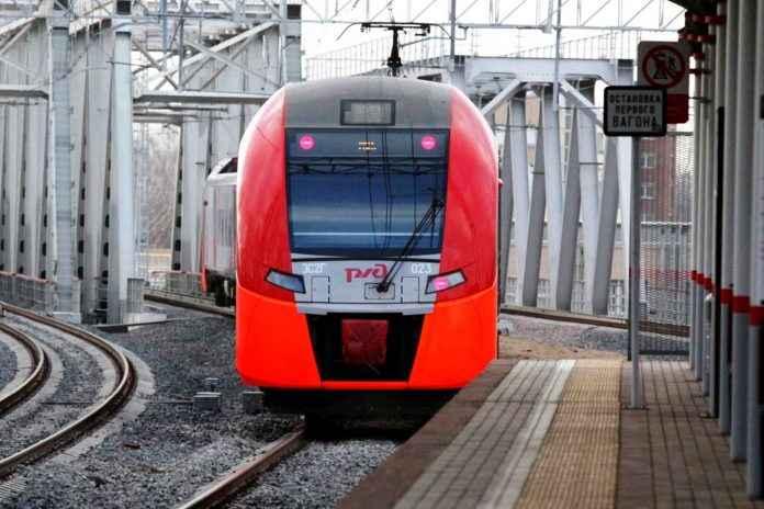 На станциях наземного метро в Одинцово пассажиров будут забирать «ласточки»