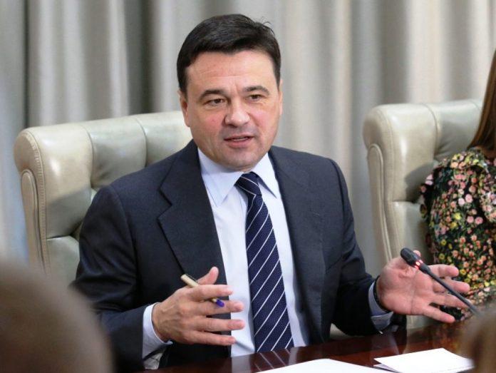 Воробьев пообещал ключи от квартир почти 1000 дольщикам Одинцовского района