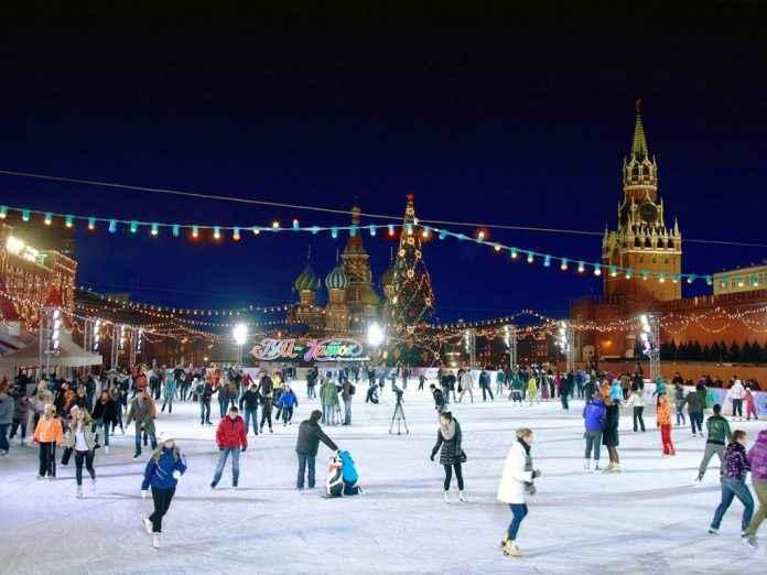 новогодние мероприятия Москва