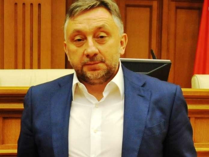 председатель комитета Мособлдумы по делам молодежи и спорта Олег Жолобов