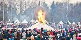 Масленица Одинцовский район