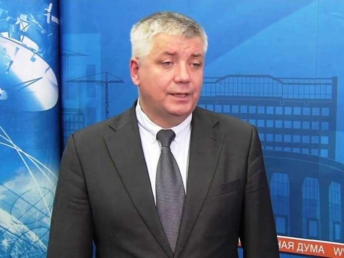 Борис Ефимов Мособлдума