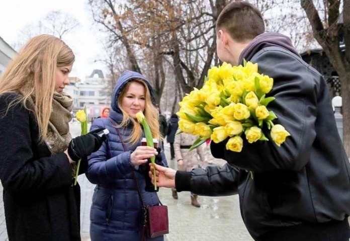 8 марта Одинцово