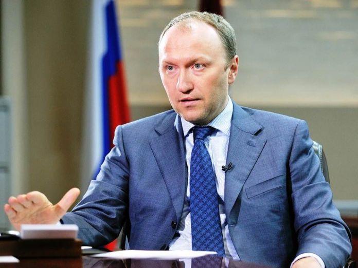 Андрей Бочкарев Департамент строительства Москвы