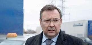 Игорь Тресков министр транспорта Подмосковье