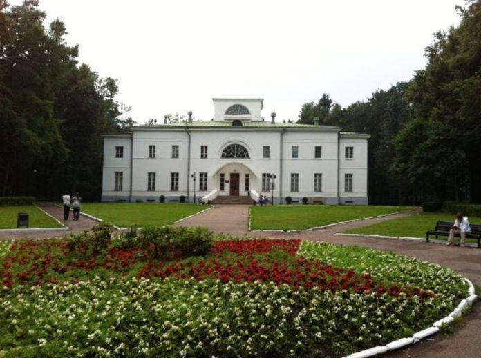 дом отдыха Ершова