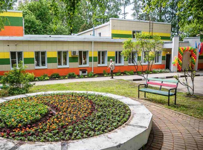 Педиатрическое отделение Одинцовской ЦРБ