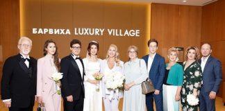 Свадьба сына Немцова