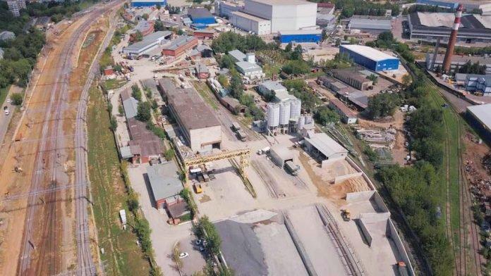 Асфальтобетонный завод в Одинцово