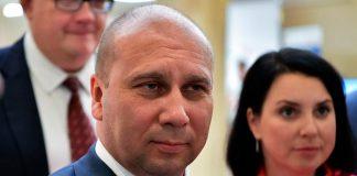 Дмитрий Марков-Министр здравоохранения МО