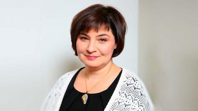 Анна Сошинская, президента благотворительного фонда «В ответе за будущее»