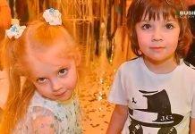 Дети Пугачевой и Галкина Гари и Лиза