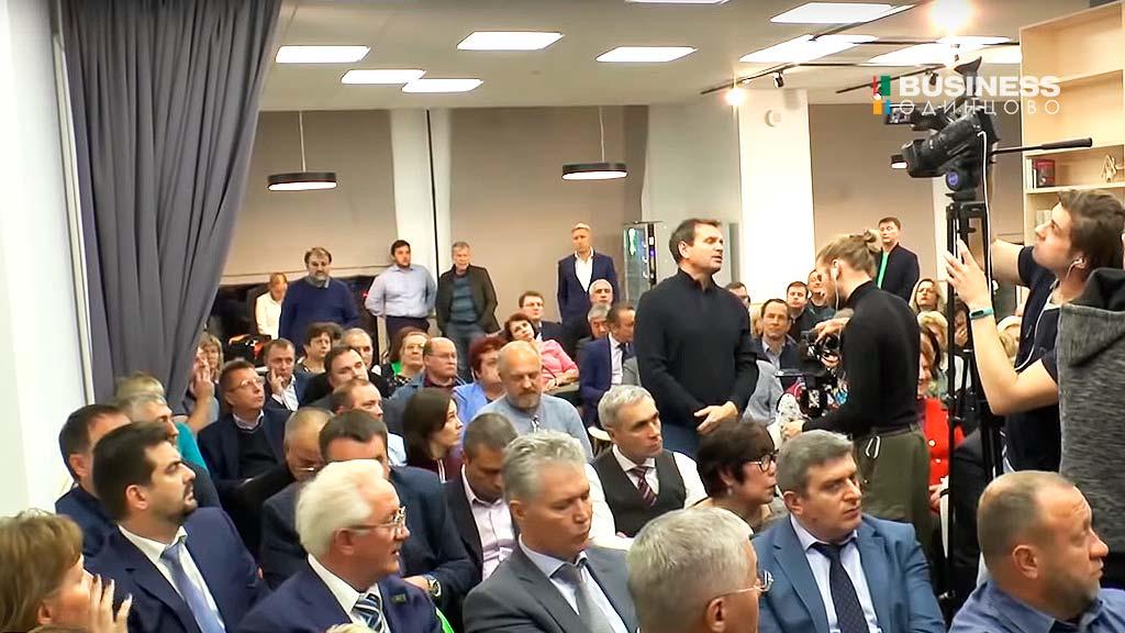 Круглый стол посвященный объединению Одинцовского района в городской округ