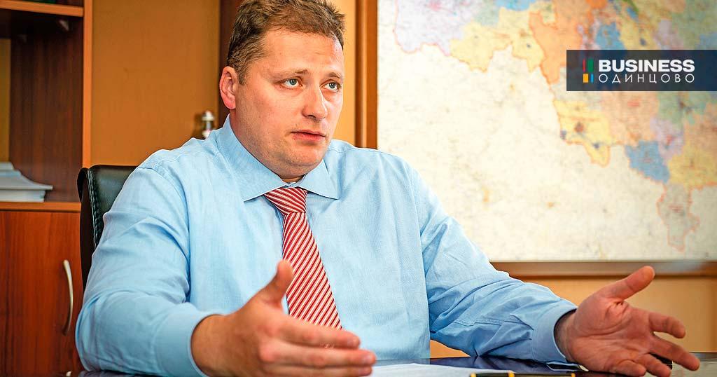 Хромушин Евгений Акимович Министр жилищно-коммунального хозяйства Московской области