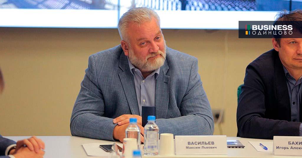 заместитель директора Института Генплана Москвы Максим Васильев