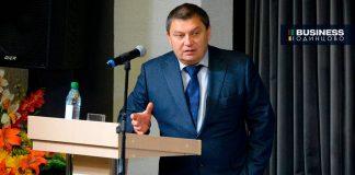 Министр потребительского рынка и услуг Московской области Владимир Посаженников