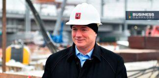 Заместитель мэра Москвы в Правительстве Москвы по вопросам градостроительной политики и строительства - Марат Хуснуллин