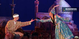 «Волшебная лампа Аладдина» в «Барвиха Luxury Village»