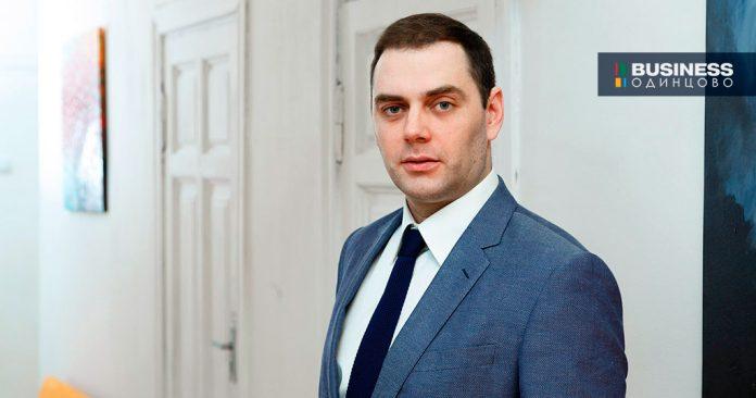 Мельников Максим - главный редактор BUSINESS (ОДИНЦОВО)