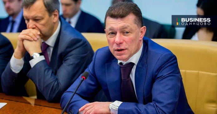 Топилин Максим Анатольевич Министр труда и социальной защиты Российской Федерации
