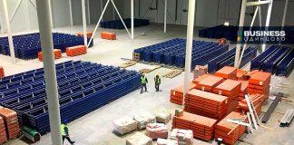 Новый склад на ул.Восточная в Одинцово