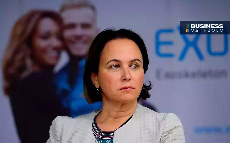 Вице-президент фонда Сколково Александра Барщевская