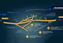 Реконструкция трассы А-106