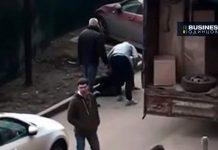 Драка в ЖК «Резиденции Сколково»