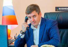 глава городского поселения Голицыно Александр Дудоров