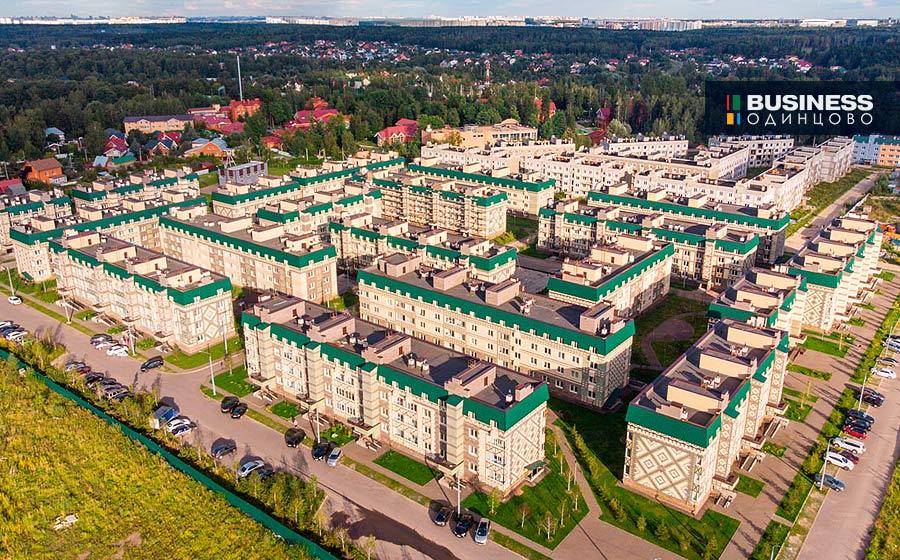 ЖК Одинцовские кварталы - бывший Валь д'Эмероль и Изумрудная долина