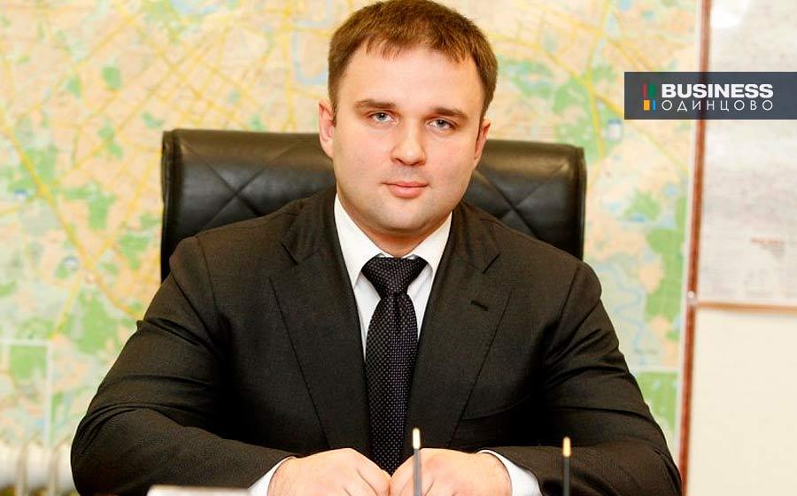 Исполняющий обязанности руководителя администрации Барвихи Герман Потапчук