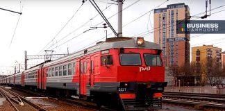 Электричка Одинцово-Белорусская